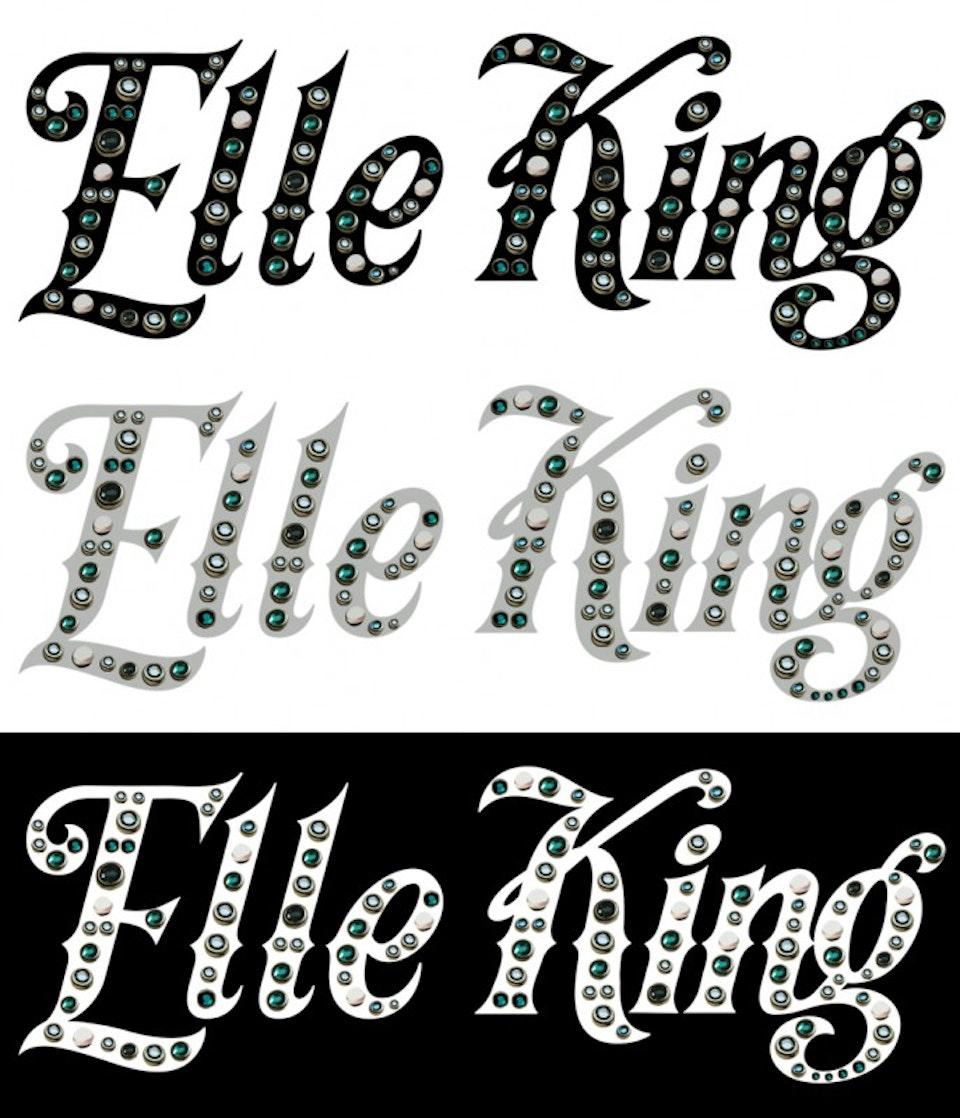 Elle King Love Stuff - Bedazzled logo