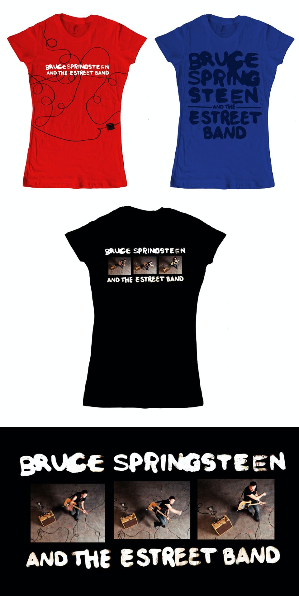 Wrecking Ball Tour Merch - Womens tees