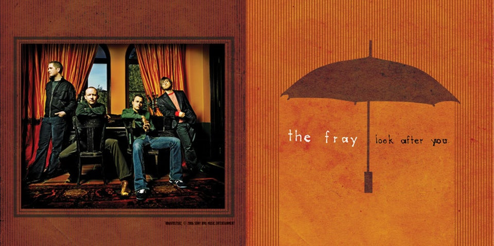 The Fray How to Save a Life - Single cover