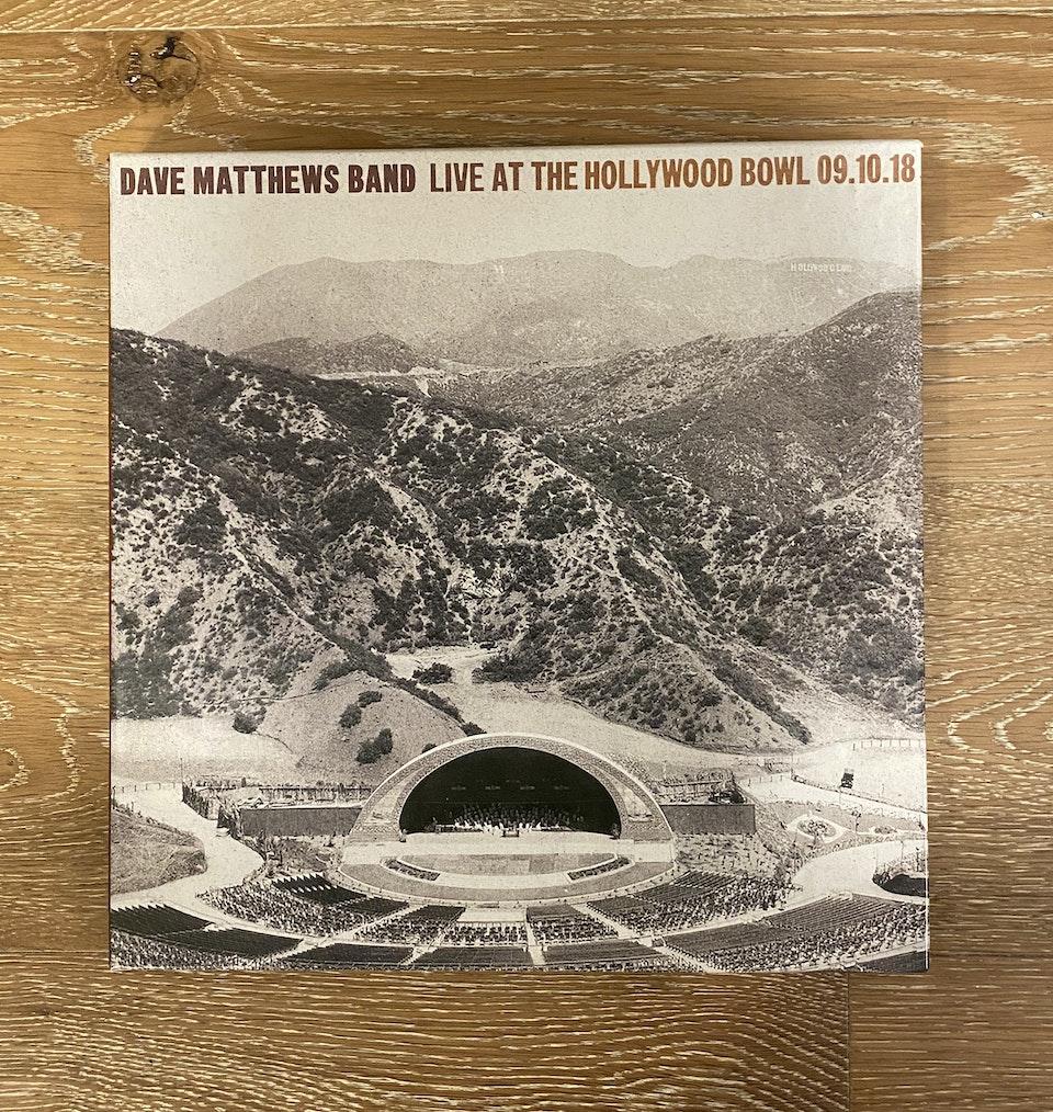 Dave Matthews Band Live at the Hollywood Bowl