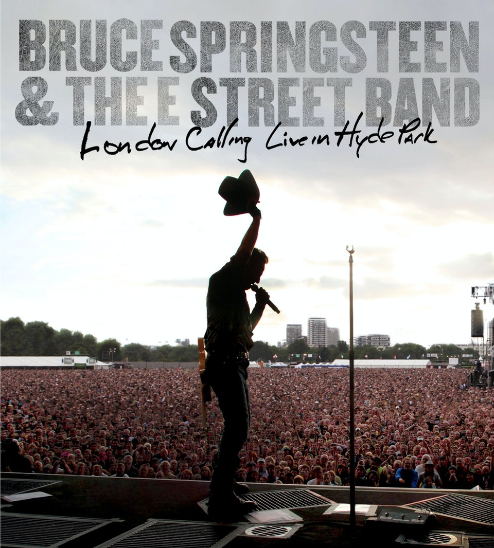 Live in London - Cover art