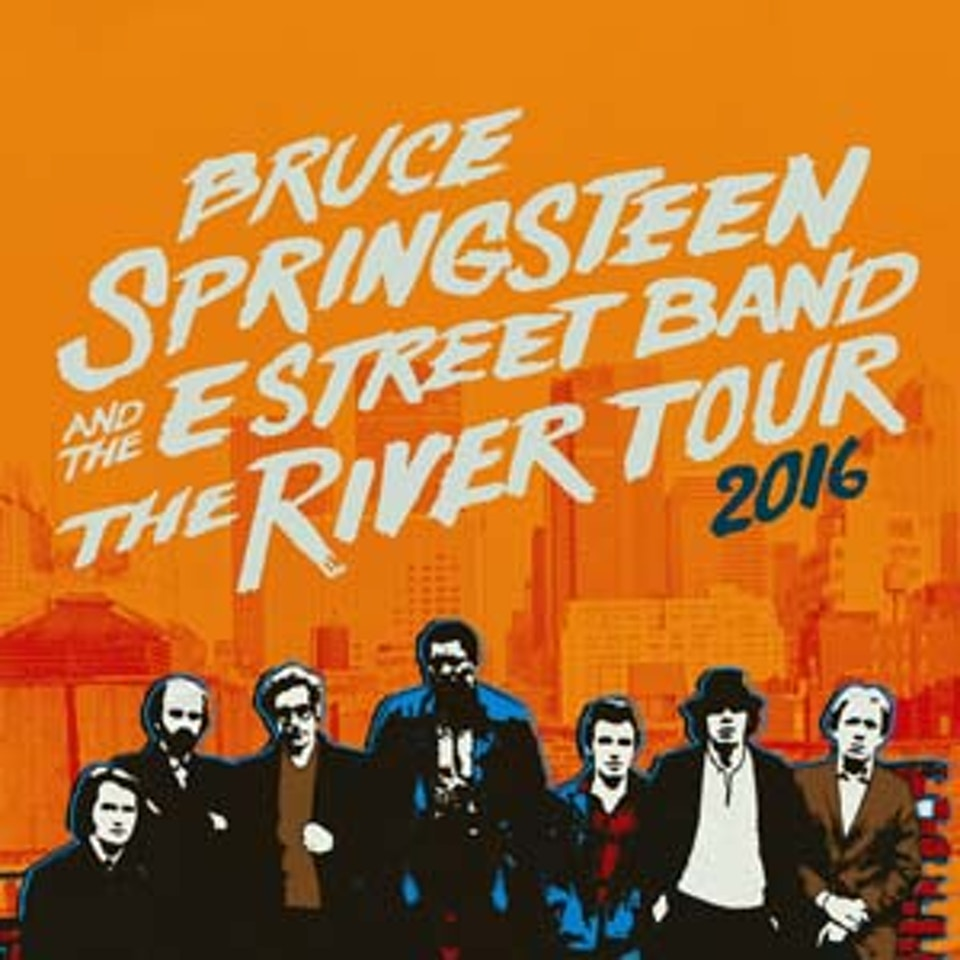 The River Tour Posters