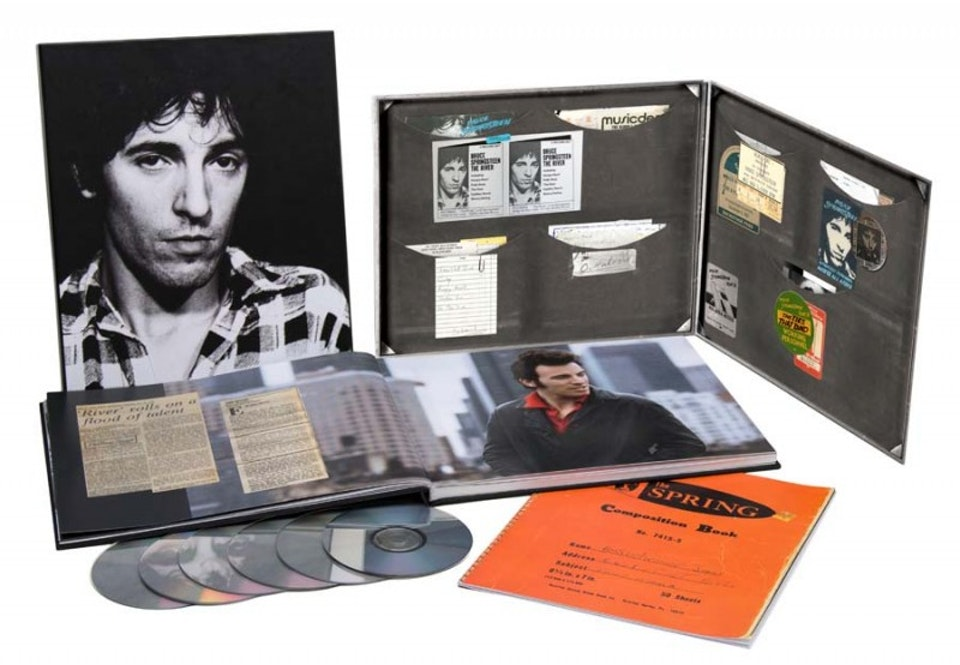 The River Set Box - The River box set