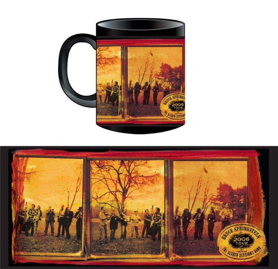 Seeger Sessions Tour Merch - Coffee mug