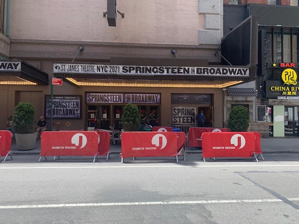 Bruce on Broadway second run