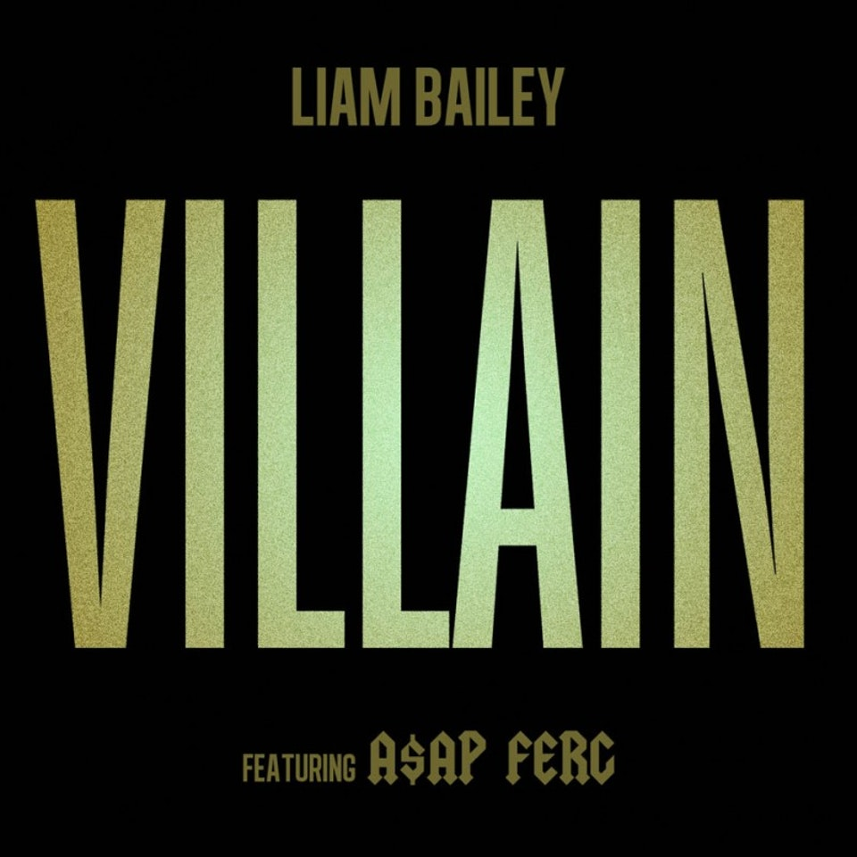 Liam Bailey - Villain single cover