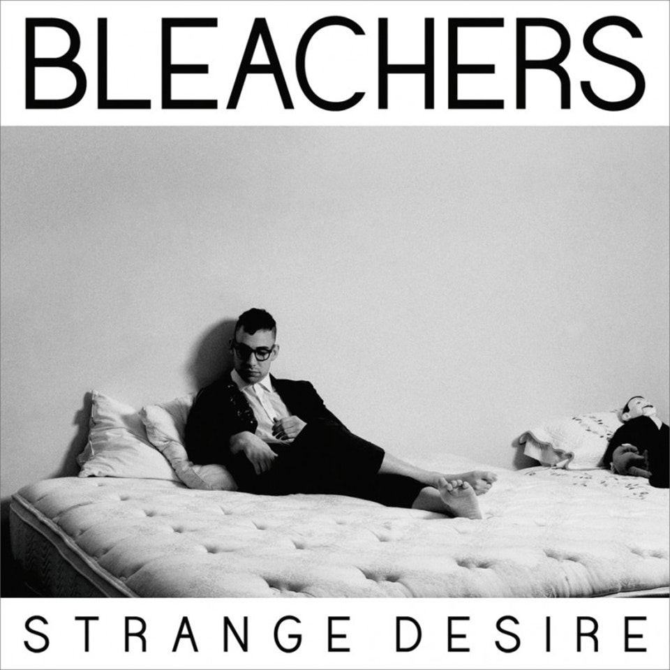 Strange Desire - Album cover