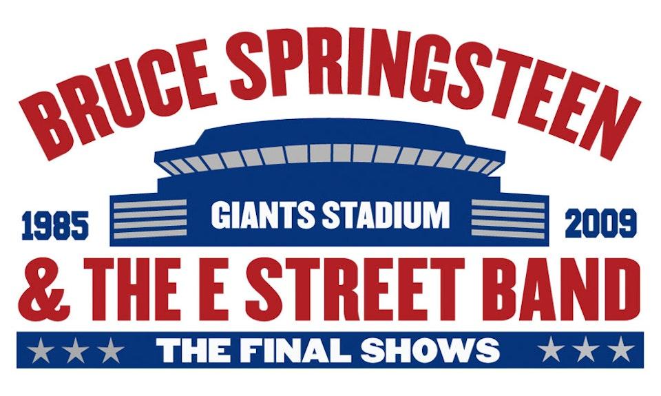 Giants Stadium Merch