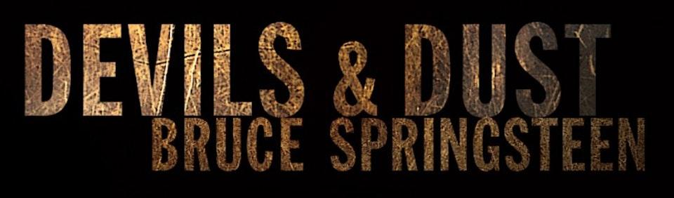 Devils & Dust - Logo