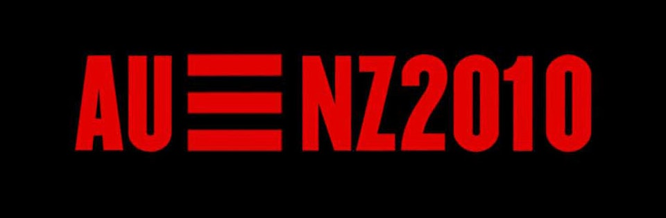 Australia/N.Zealand Tour Merch