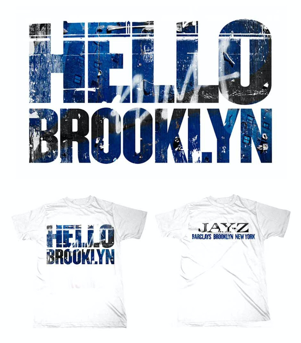 Barclays Center Merch
