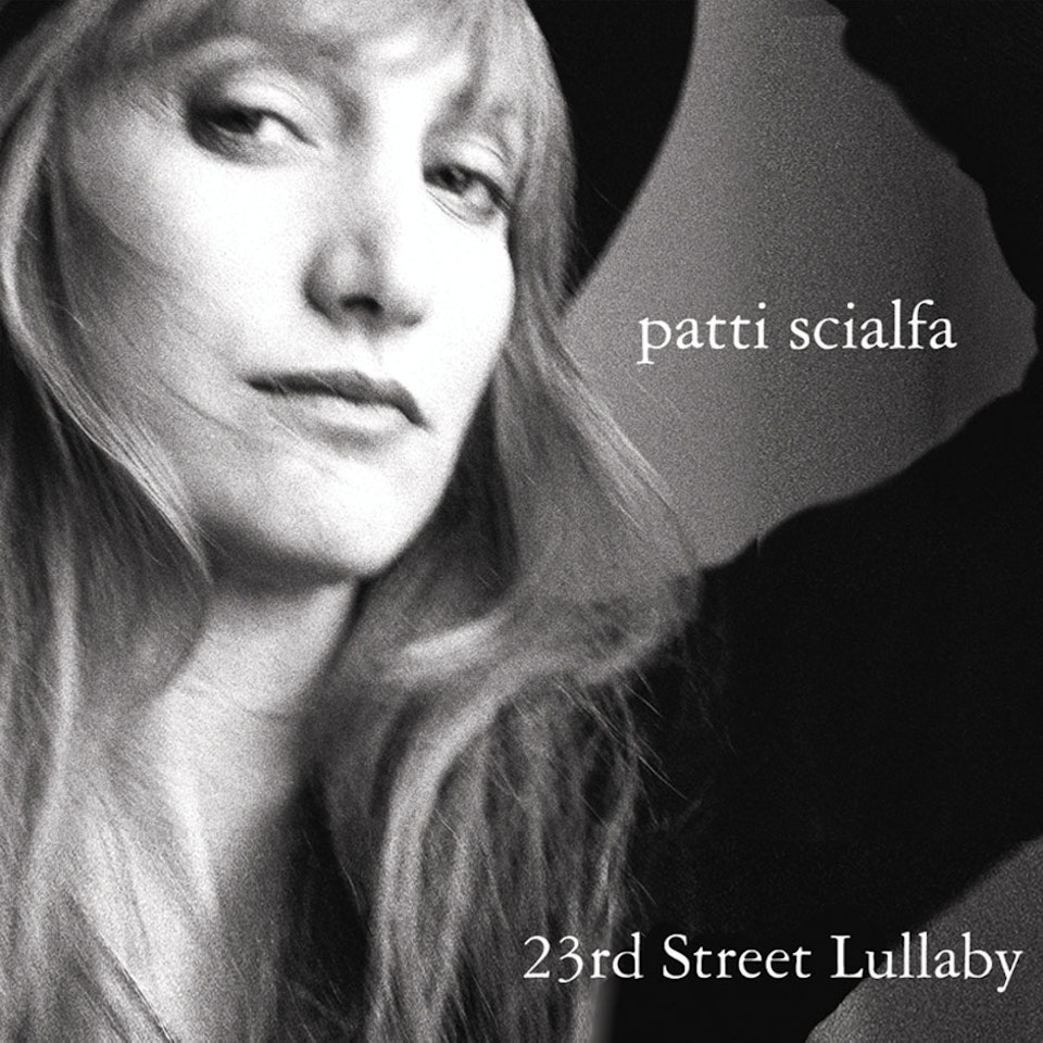 23rd St Lullaby - Cover art