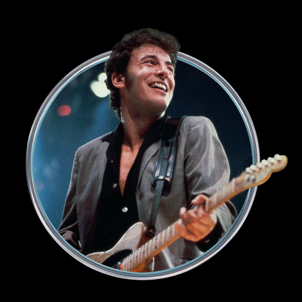 Bruce Springsteen The Legendary 1979 No Nukes Concerts