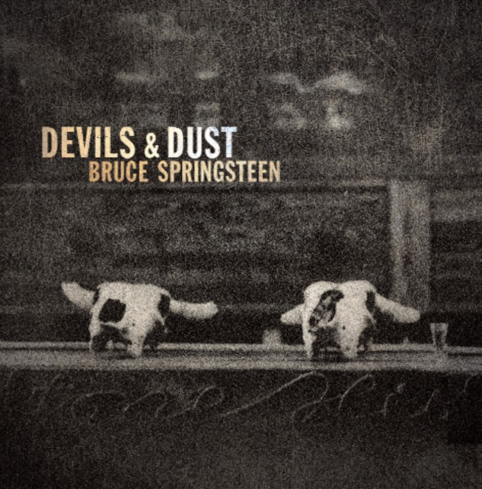 Devils & Dust - Single cover