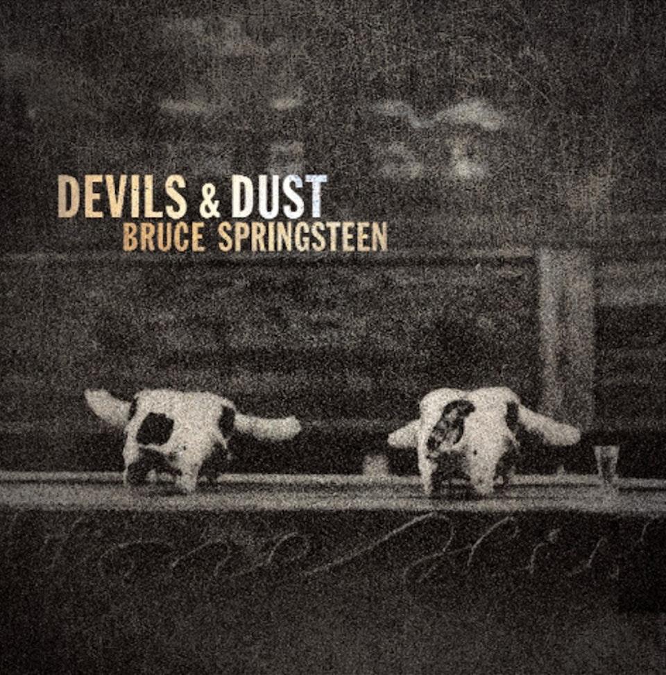 Devils & Dust - Single cover