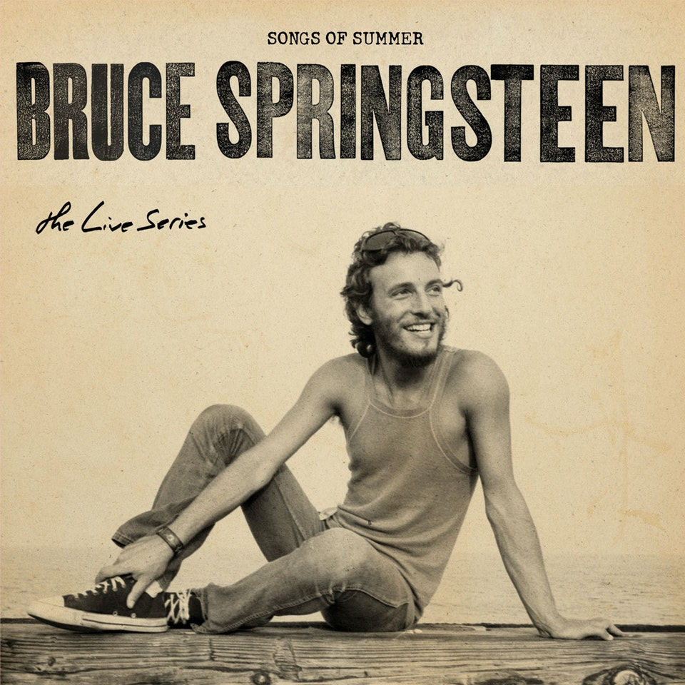 Bruce Springsteen Live Series