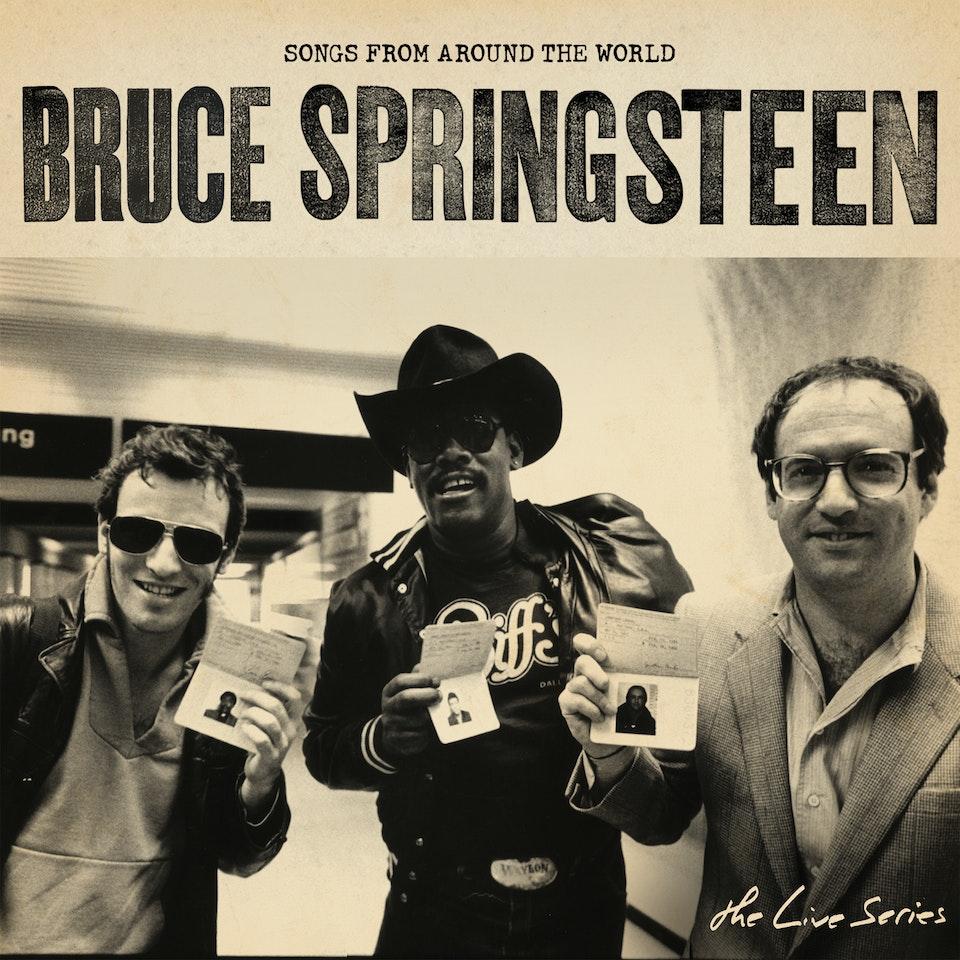 Bruce Springsteen Live Series
