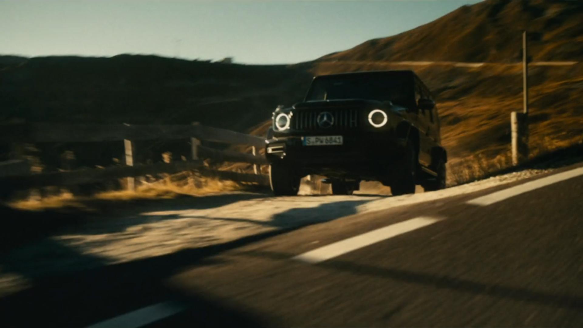 Mercedes Benz G63 - Conquer The Alps