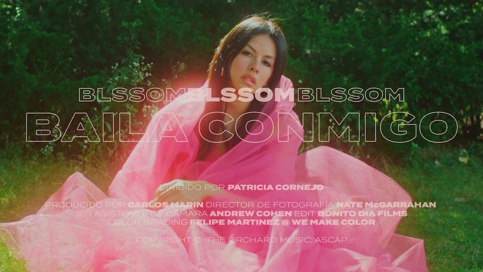 MUSIC VIDEO, Baila Conmigo, BLSSOM