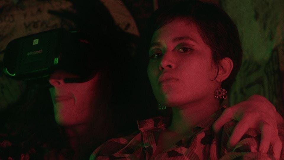 SHORT FILM, La Mujer a Caballo