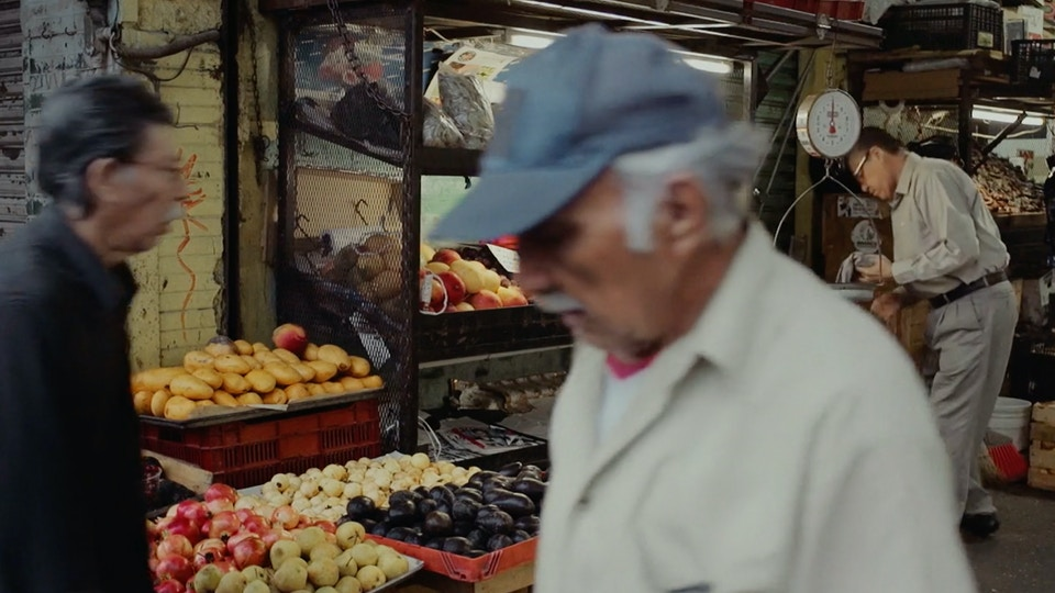 DOCUMENTARY, Olor a Mercado