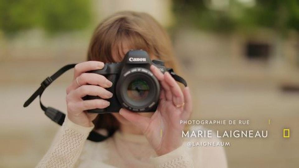 NATGEO, Derrière l'objectif : photographie de rue