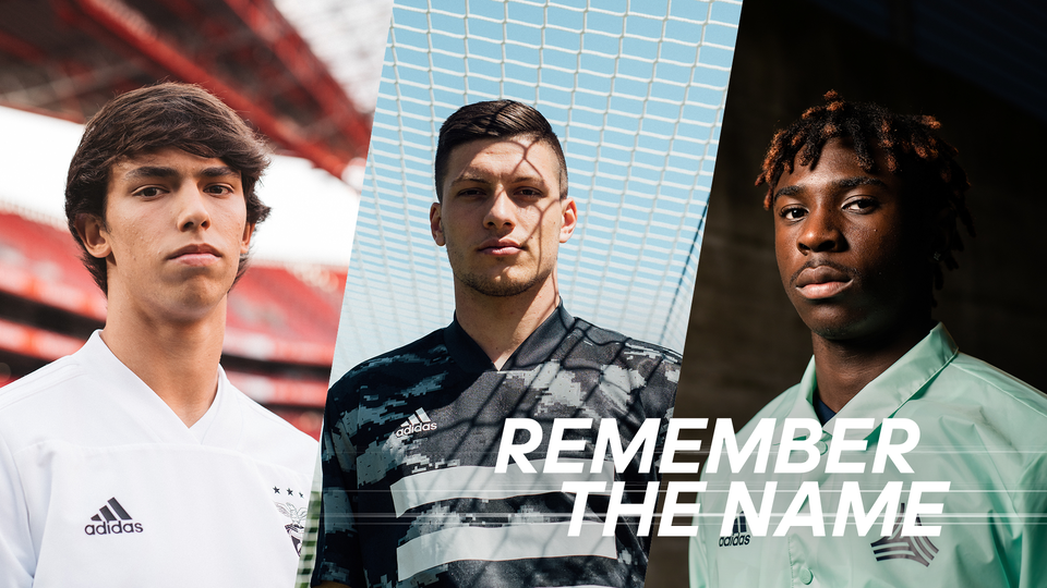 ADIDAS - REMEMBER THE NAME
