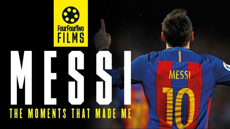 LIONEL MESSI | THE MOMENTS THAT MADE ME