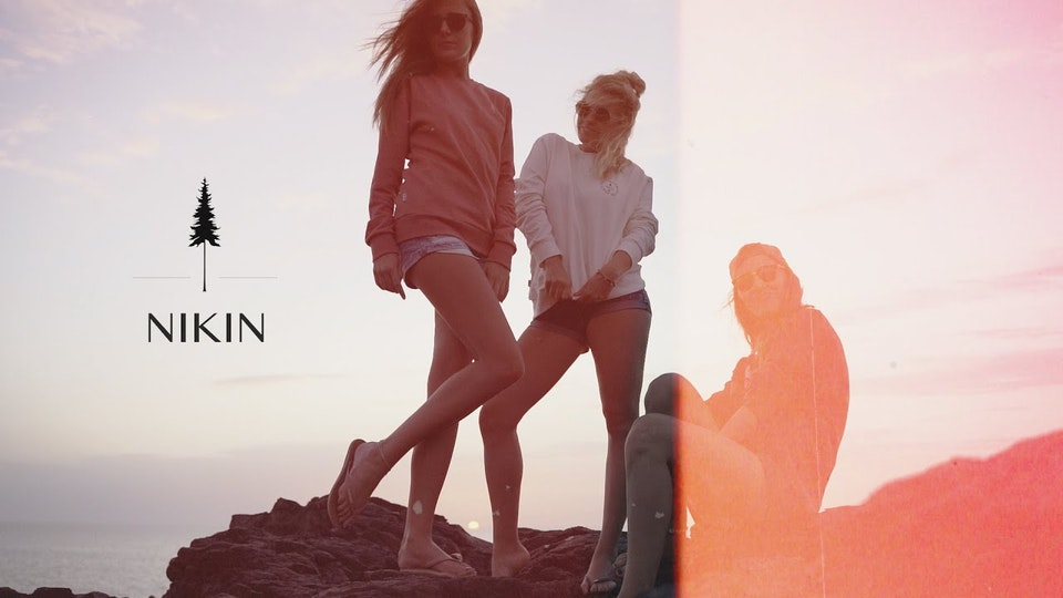 Produktfilm Nikin Girls