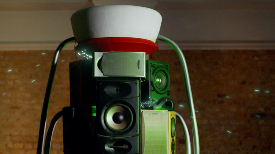 Grolsch - Speaker Bottle TVC