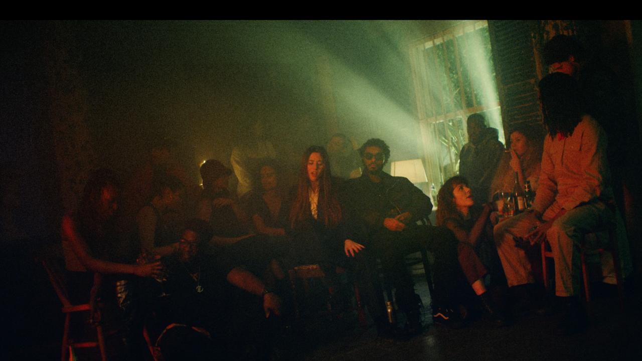 ELIZA ft Jesse James Solomon - Lava/Treacle (official video) -