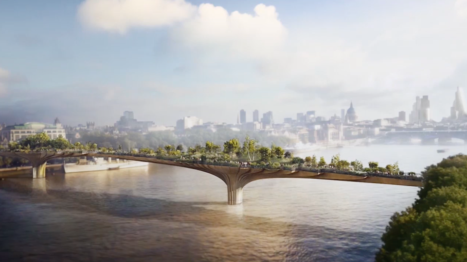 The Garden Bridge 'This is Our London'