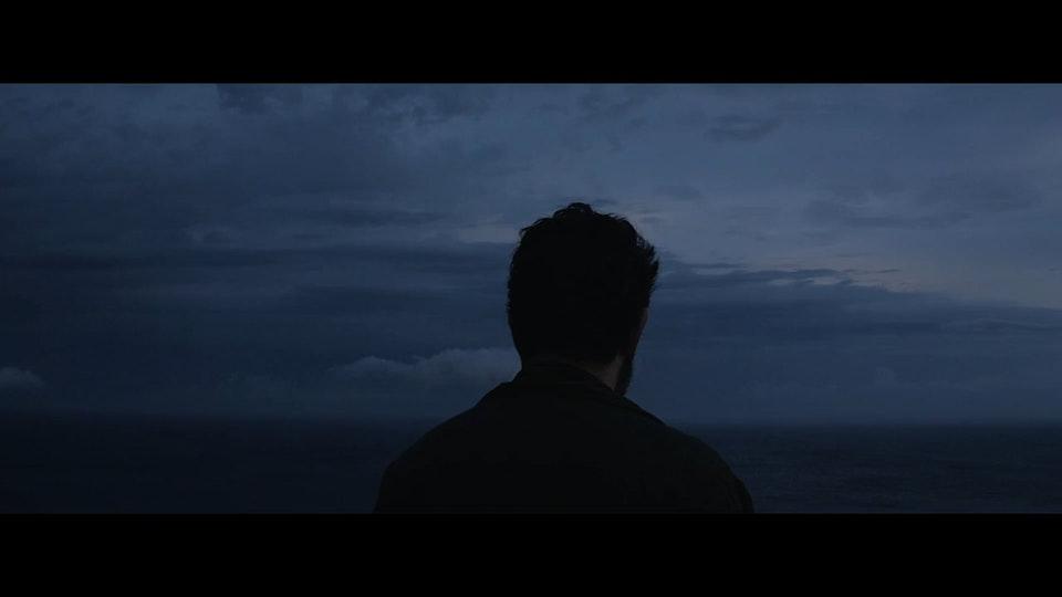 THE MAN & THE SEA - A VISUAL POEM