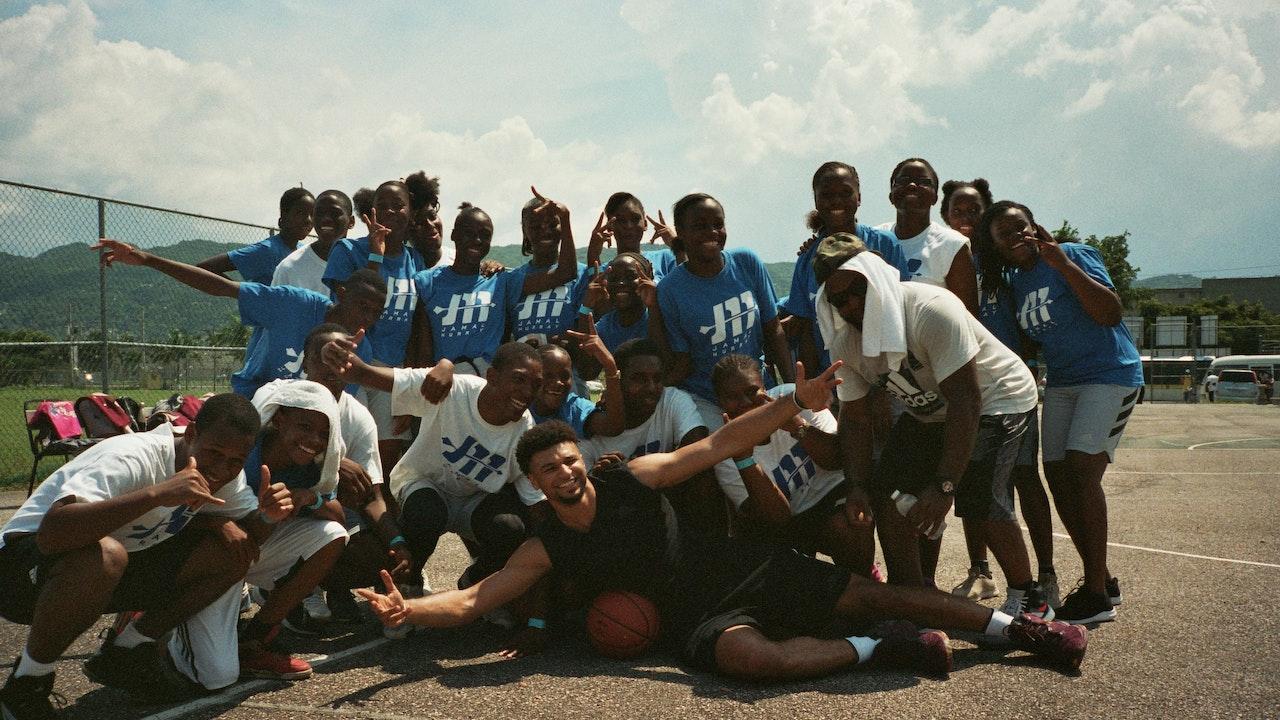 Jamal Murray - Basketball Camp Jamaica 2019