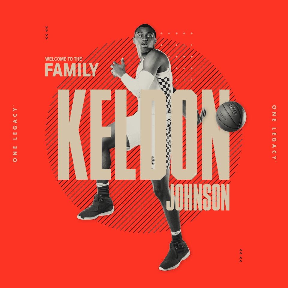 KELDON JOHSON WELCOME