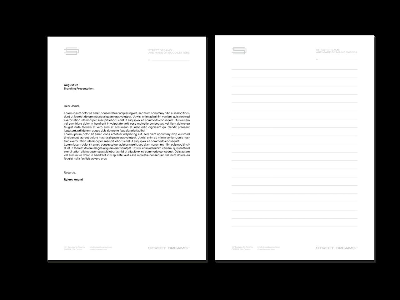 Letterhead v.1