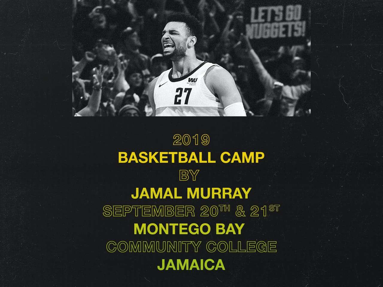 Jamal Murray - Jamaica TIMELINE