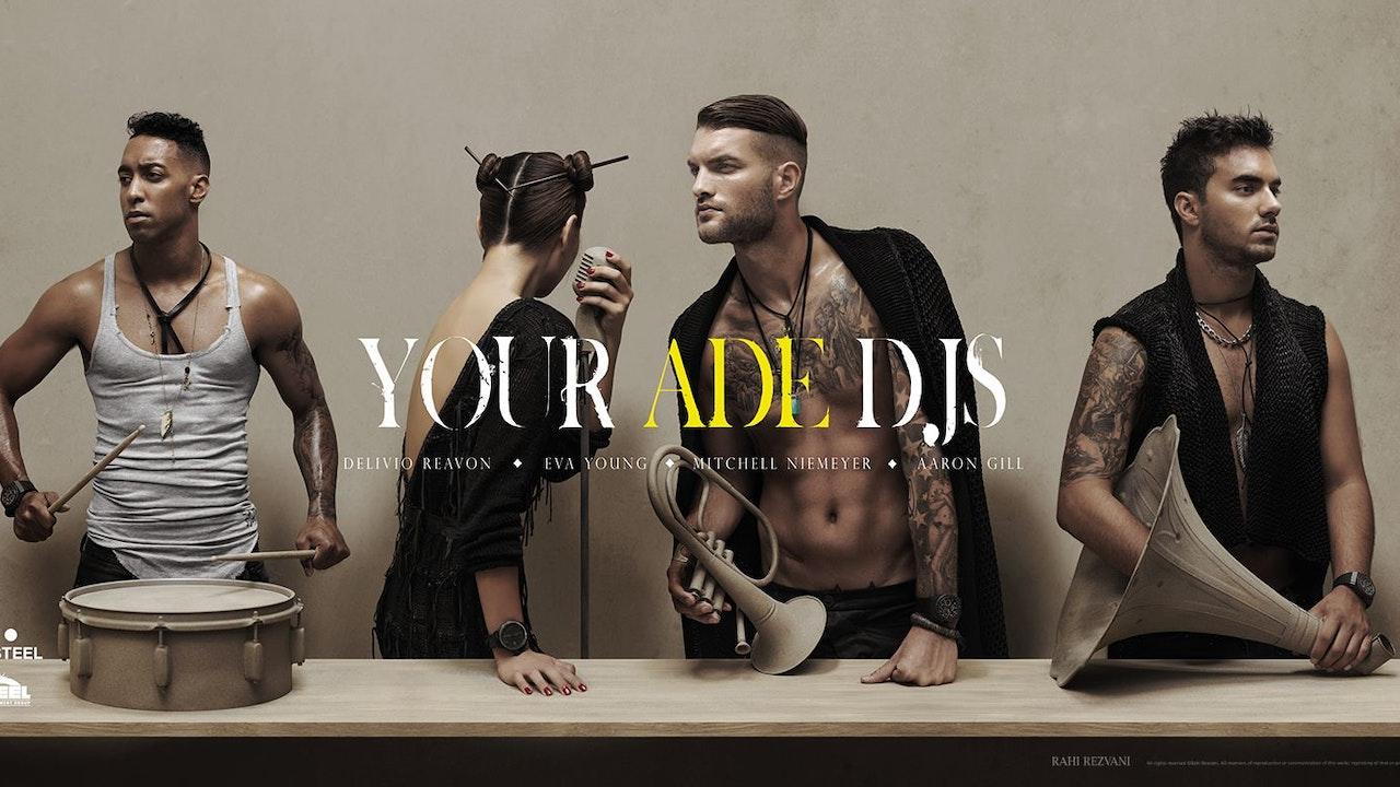 ADE Campaign - Rahi Rezvani