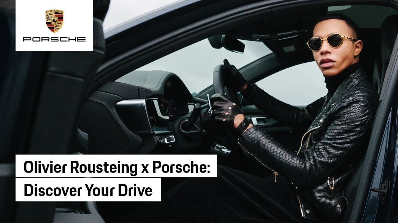 Drive Defined with Olivier Rousteing