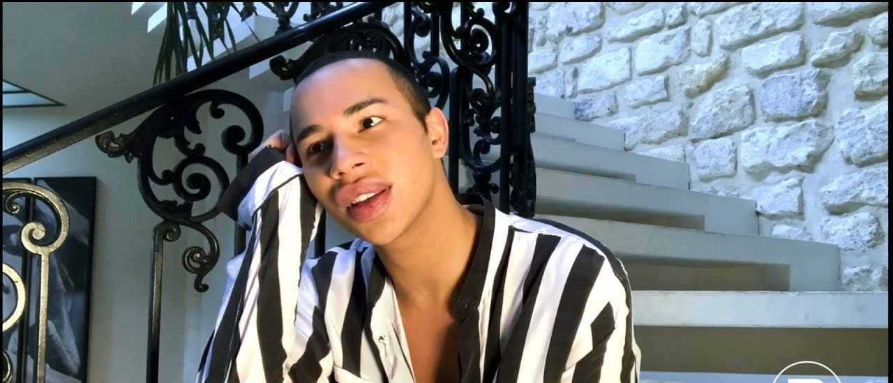 #AtHome with Olivier Rousteing: A look at his favorite Balmain Collections (Ep 1) #BalmainEnsemble