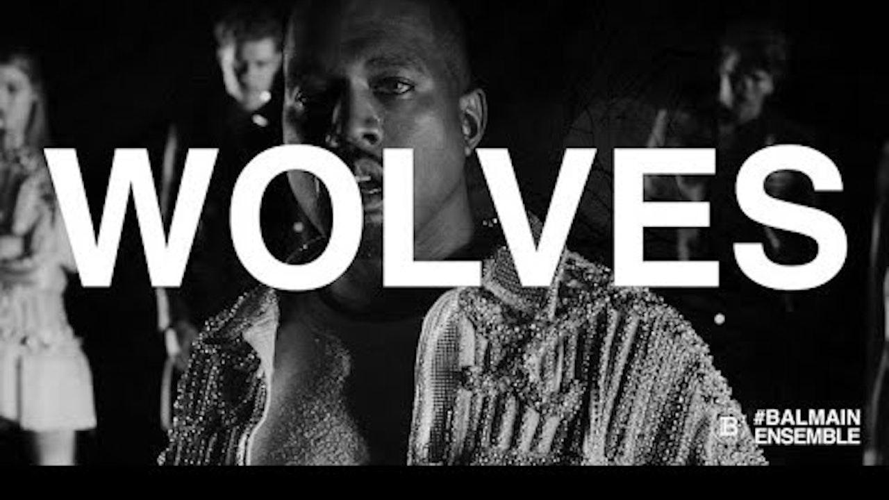 The Archives w/ Olivier Rousteing : WOLVES / MET '16 (Episode 3 Teaser) #BalmainEnsemble
