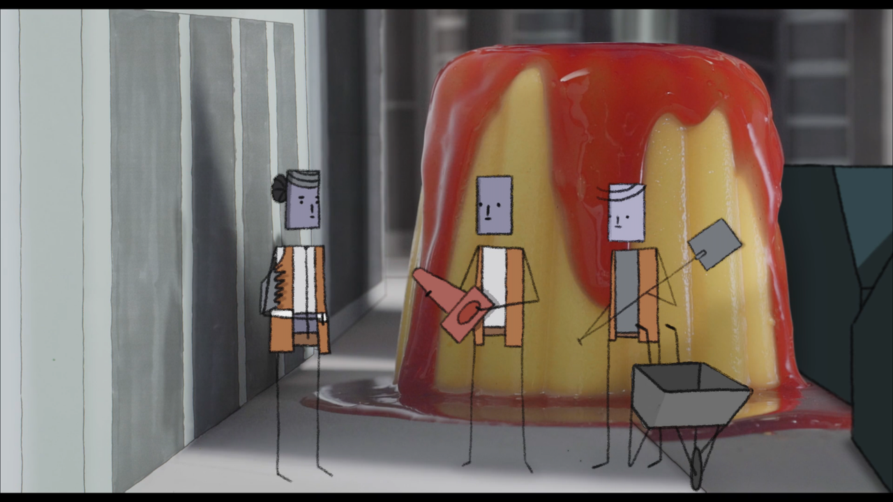 A Film About a Pudding