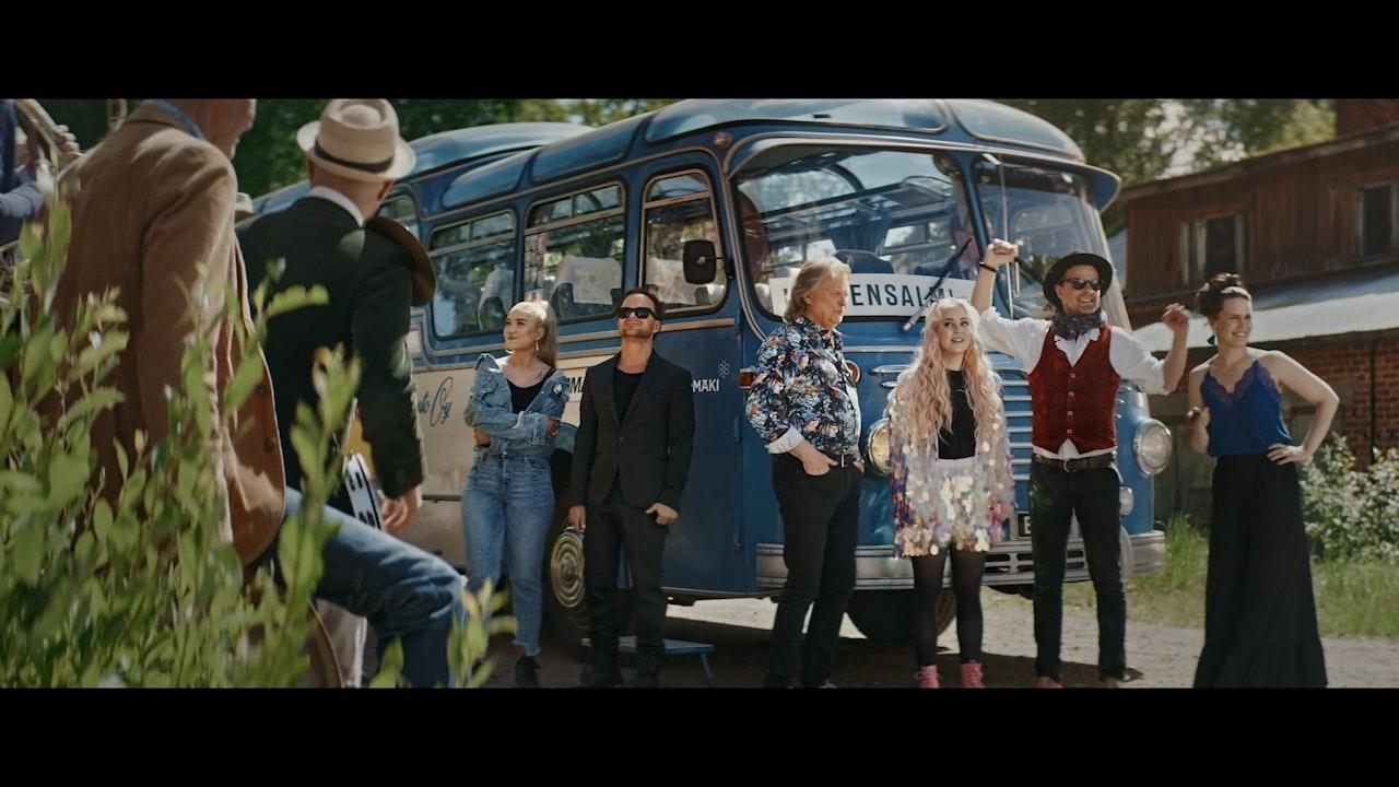 Vain Elämää 9 trailer - Director Magdalena Spiik
