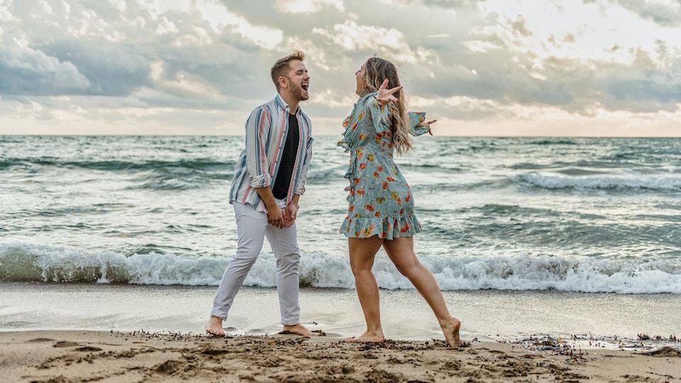 Saving Grace - Daniele Alan-Carter & Lucy Warr (Official Music Video)