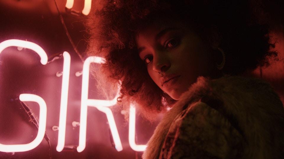 Eleanor Loftus Fashion Promo (4K)   Black Comet Films