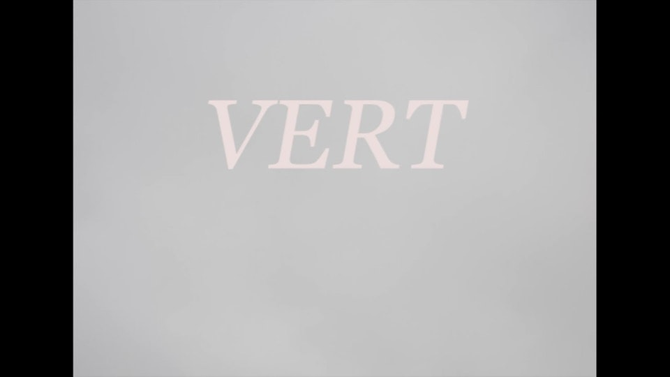 Vert (Short Film) - My RØDE Reel 2020