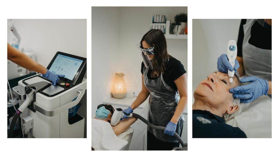 The NuSkin Beauty Clinic -