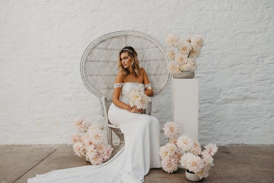 Love Story Bride