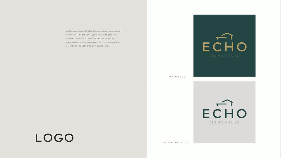 Echo Design + Build -