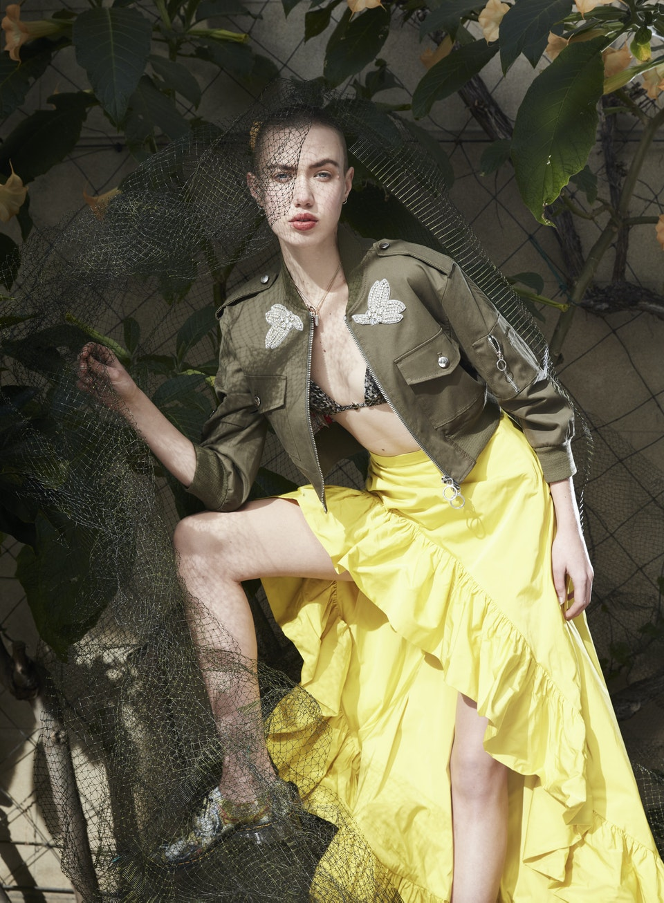 GLAMOUR Italy by Sandrine & Michael - GLAMOUR Italy by Sandrine & Michael